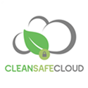 Clean Safe Cloud Logo