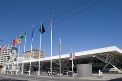The Moscone Center in San Francisco: Site of today's CSA Summit at this week's RSA Conference