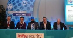 Fostering a risk-based approach to information security: panel discussion at Infosecurity Europe 2013