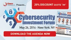 The Cybersecurity Investment Forum