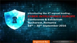 4th annual Cyber Intelligence Europe