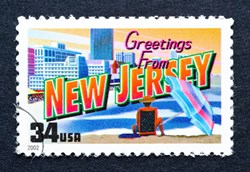 A banner day for yet another New Jersey politician (Photo credit: catwalker/Shutterstock.com)