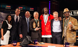 """Being on Bill Maher with Snoop Dogg was pretty strange. It was a seven or eight minute interview talking about the state of security and after, the producer said they were surprised they'd found a geek that could talk."""
