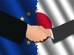 Japan and EU Shake Hands on Cyber Security Agreement