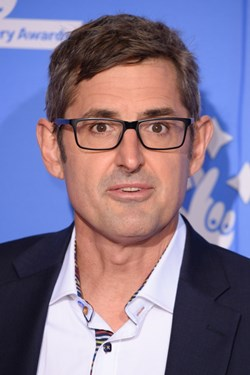 In his new three-part documentary series, Louis Theroux (pictured) explores how tech is increasingly coalescing with human psychology