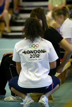 With less than three years to go until the London Olympics, information security concerns are rife