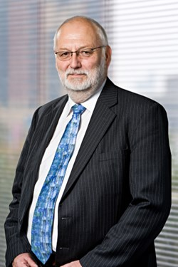 John Colley, (ISC)2