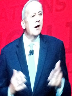 RSA 2014: Art Coviello Addresses RSA/NSA Controversy in Keynote
