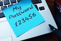 According to Keeper Security, the most common password of 2016 was '123456'