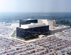 NSA Headquarters, Ft. Meade, Maryland