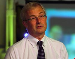 Dr John I. Meakin, Group CISO, GSK