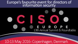 13th annual CISO Europe Summit & Roundtable