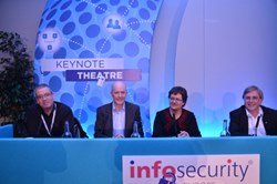 Financially-motivated attacks remain the greatest source of threats, a panel of analysts told Infosecurity Europe 2013