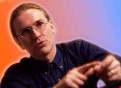 Mikko Hyppönen, chief research officer, F-Secure