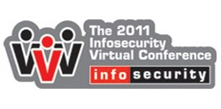 2011 UK Infosecurity Virtual Conference – Confirmation of Conference Programme