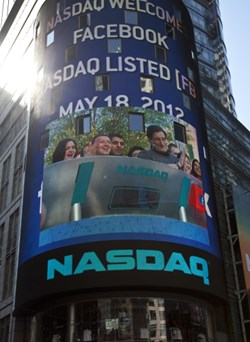 'NASDAQ Community Website Hacked and Down
