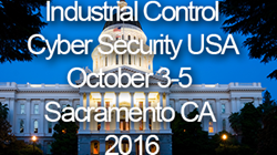 3rd Annual Industrial Control Cybersecurity USA