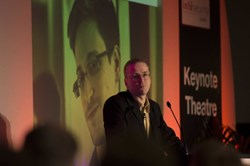Hero or traitor? Mikko Hypponen, chief technology officer at F-Secure, discusses the Snowden case at Infosecurity Europe.