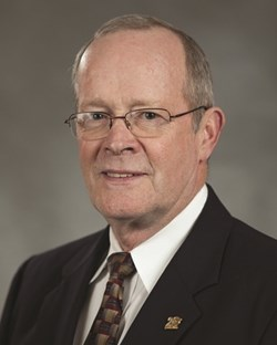 W. Hord Tipton, Former Executive Director, (ISC)2