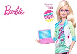 Let's make a geek Barbie!