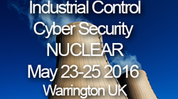 Industrial Control Cybersecurity Nuclear