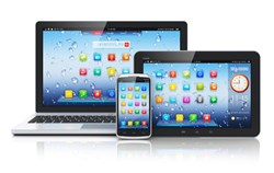 The report found that the mobile computing environment should be more secure than traditional user computing devices by 2014