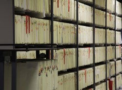 Moving to an electronic records system raises data storage and security concerns.