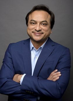 Rupesh Chokshi has dedicated 24 years of his career to AT&T