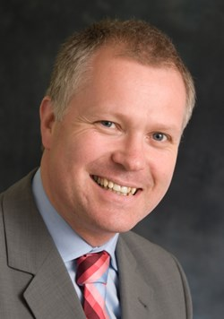 Adrian Davis, former principal analyst at ISF, is now MD EMEA at (ISC)2