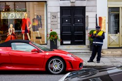 UK Ministry of Justice Warning on Parking Fine Scam