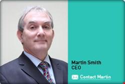 Martin Smith, The Security Company
