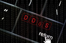 Thus far, DDoS has been lacking, according to the analysis