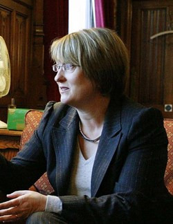 Jacqui Smith, UK Home Secretary