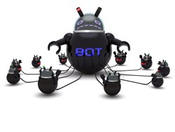 Majority of Web Traffic Comes from Bots