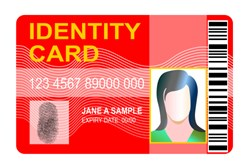 The Identity Cards Act was passed in 2006