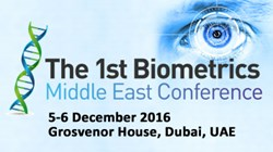 The 1st Biometrics Middle East