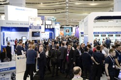 Preliminary figures show that 13,200 people attended this year's Infosecurity Europe in London, a 6% increase over the previous year
