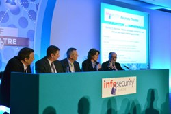 The majority of attacks against businesses and individuals continue to focus on theft, said a panel at this year's Infosecurity Europe