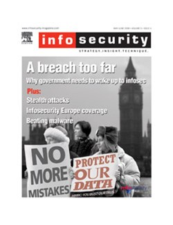 Twenty-five million. Two. Those two numbers raised the British public's awareness of government information security issues to a new level last November.