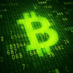 Victims are sent to a site with a ransom note demanding that they pay 0.4 Bitcoins into the criminals' Bitcoin wallet