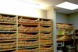 NIST guidance explains how to securely make records rooms like these obsolete