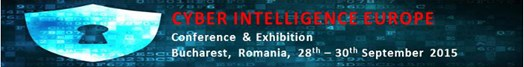 Cyber Intelligence Europe conference & exhibition