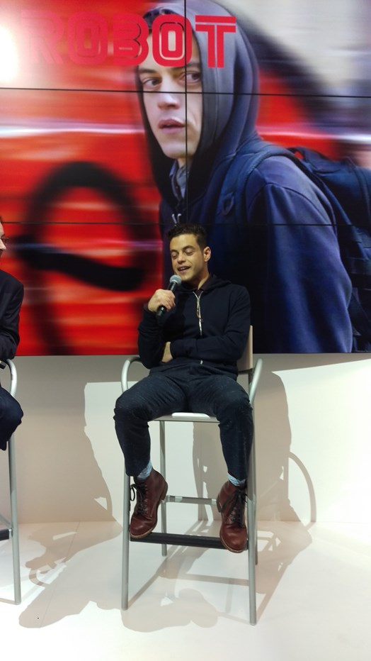 #RSAC: Mr Robot Star Reveals His Security Education