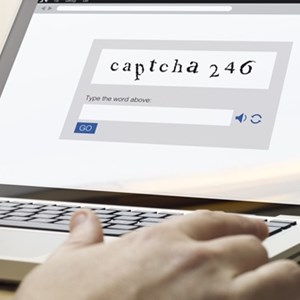 CAPTCHA + reCAPTCHA: Are they the Best Fraud Prevention