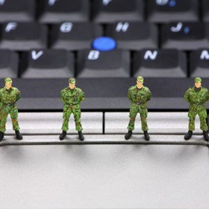 Taiwan: Chinese cyber-army swells to 100K, hits Taipei hundreds of times per day