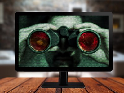 Neighbor Revealed as Cyber-Stalker