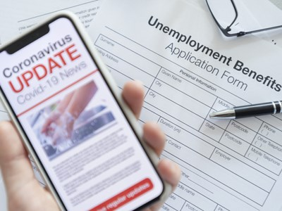 Stimulus Stimulates Unemployment Scams