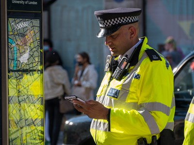 Met Police Loses 2280 Electronic Devices in Last Two Years