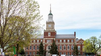 Cyber-Attack on Washington DC University