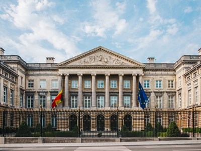 Cyber-Attack on Belgian Parliament